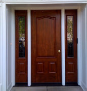 Entry Doors Installed